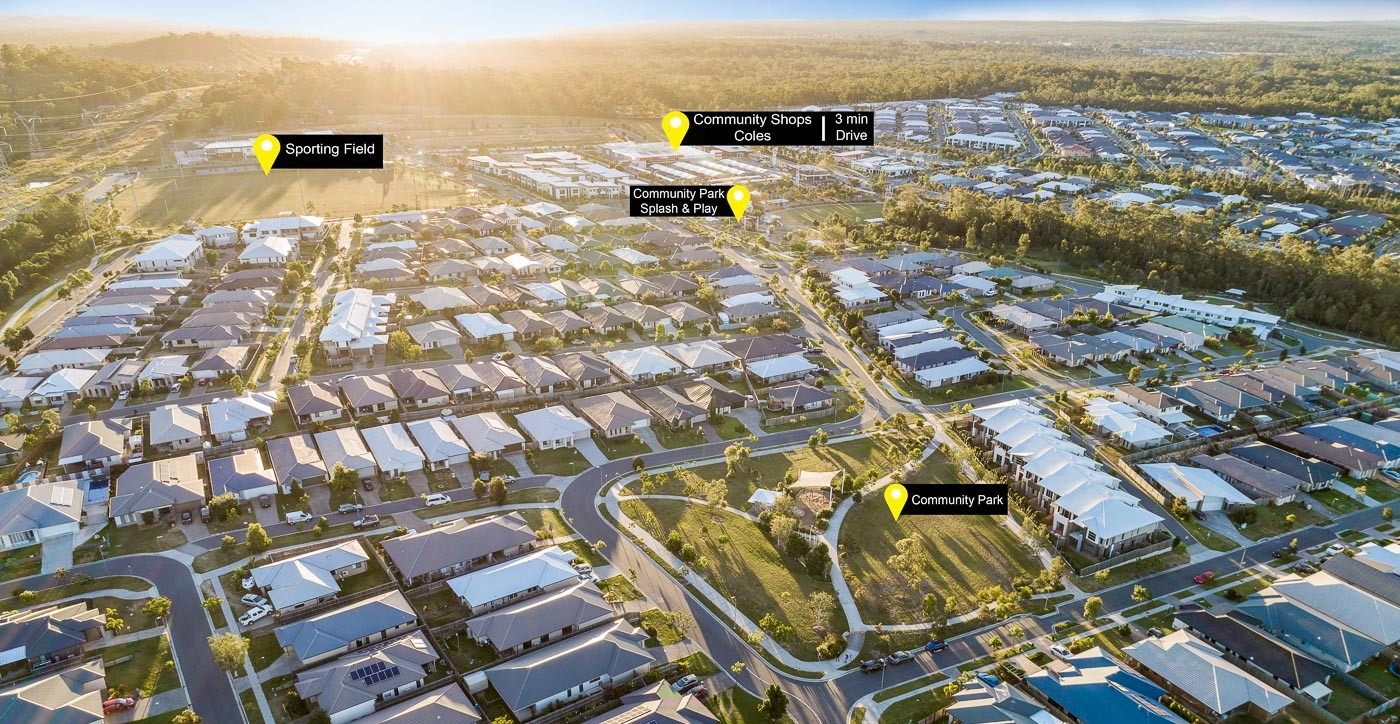 $1.2 billion of essential infrastructure for the Yarrabilba Priority Development Areas