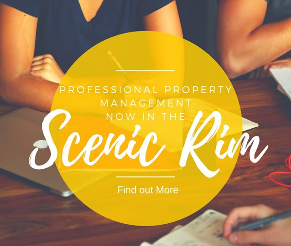 Professional Property Management now in the Scenic Rim